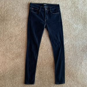 Express Stretch Mid Rise Jegging - 6L